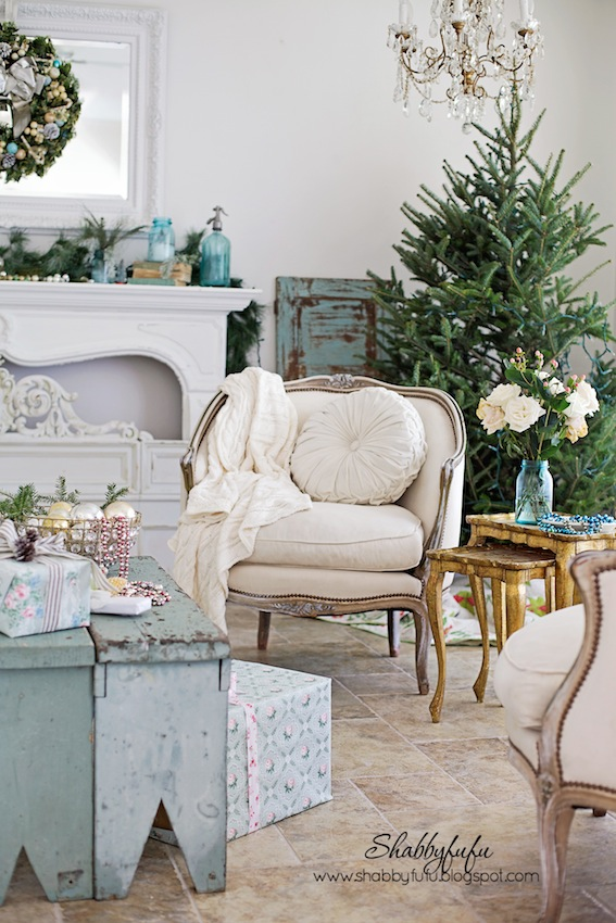 25 Beautiful Christmas Ideas Link Party Features The