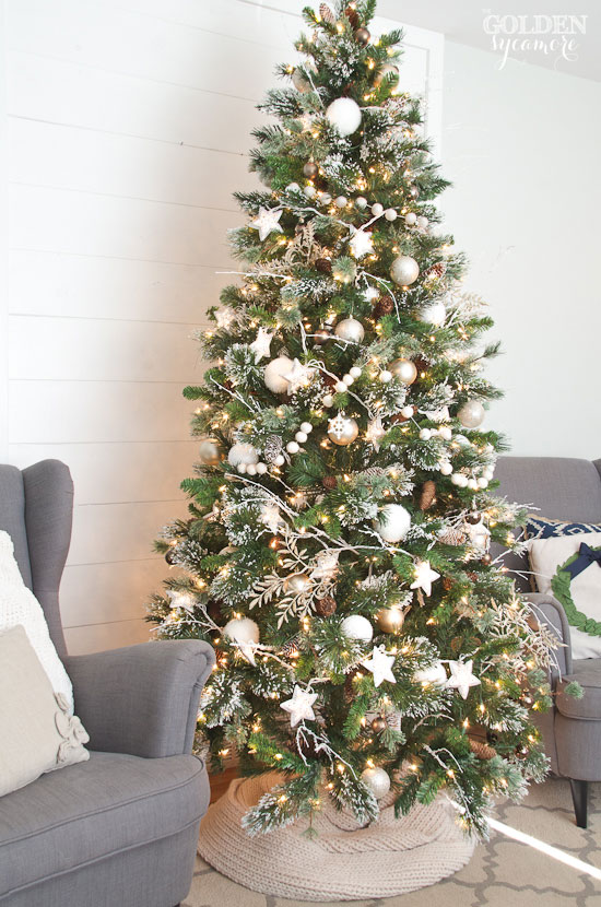 Christmas Home Tour 2016 The Golden Sycamore
