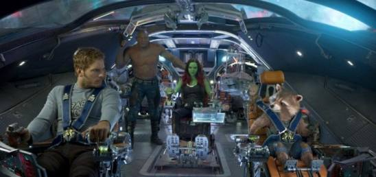 the golden take guardians of the galaxy 2 nave