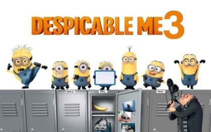 movie despicable me 3