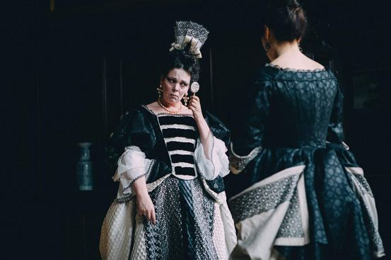 rachel weisz olivia colman the favourite