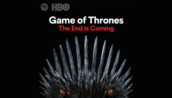 game of thrones spotify playlist the end is coming