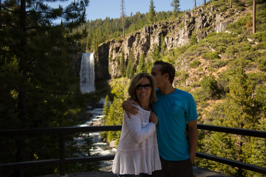 Hiking Tumalo Falls