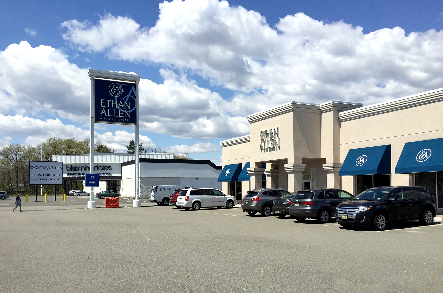 The Goldstein Group Sells Bloomingdale S Ethan Allen Furniture