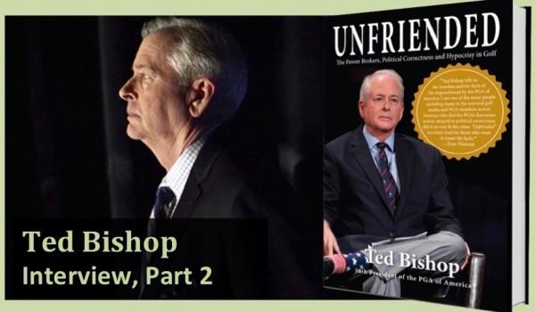 Interview: Ted Bishop (part 2)