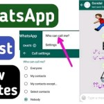 WhatsApp 3 New Updates – 80% Don't Know About This