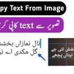 Copy Text From Image Online – Image to Text converter App