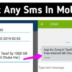 Edit Text Message – Zong Free Internet – The Gondal Apk