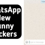 WhatsApp New Update – WhatsApp New Funny Stickers Feature