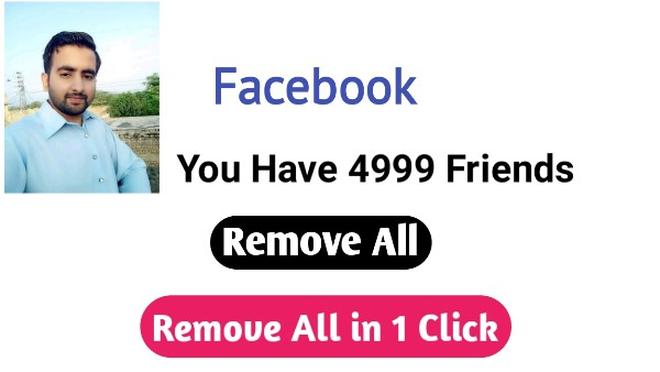 Facebook Friend Remover - Machine Liker - 1 Click All friend unfriend