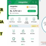 How To Transfer Money From EasyPaisa App To Bank Account