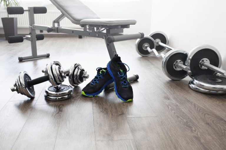 gym in home