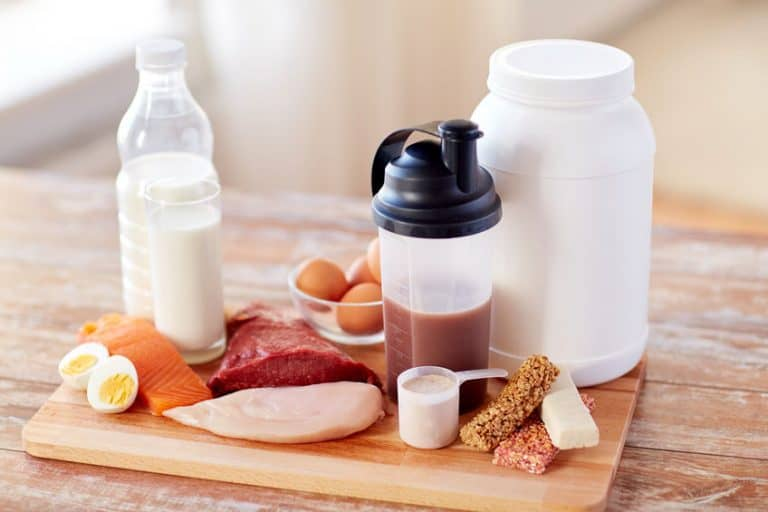 food with protein