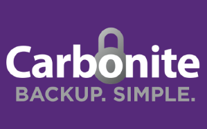 carbonite backup logo