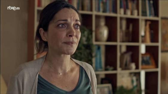 Cristina Plazas, brillante en 'Estoy vivo'.
