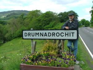 Bob in Drumnadrochit