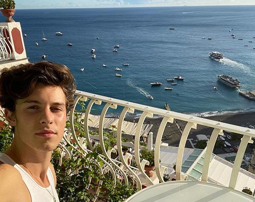 shawn 3 Shawn Mendes, vacanza in Italia con la famiglia