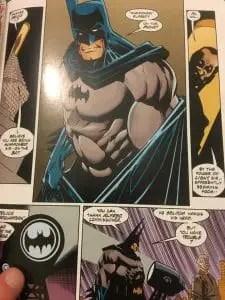 Batsuit Haunted Gotham