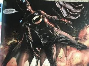 Batgirl GCPD Costume