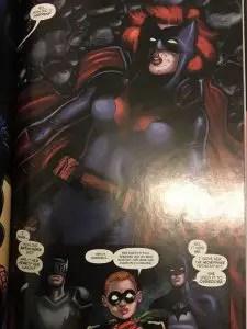 Batwoman Dead?
