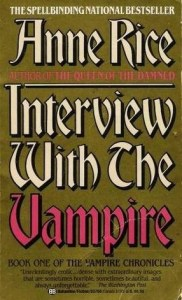 Interview with a vampire cover