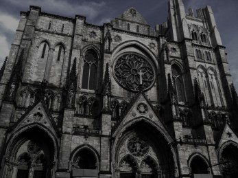 Gothic church photo 1