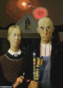 American Gothic is more than just a creepy painting.