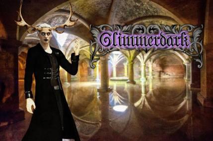 Glimmerdark promotional image by Encore Design