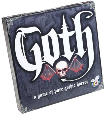 Goth the board game