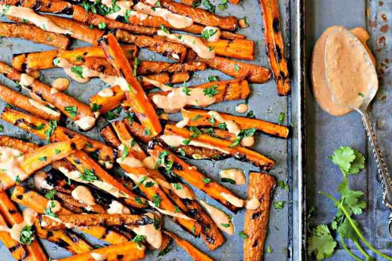 Carrot Fries 1