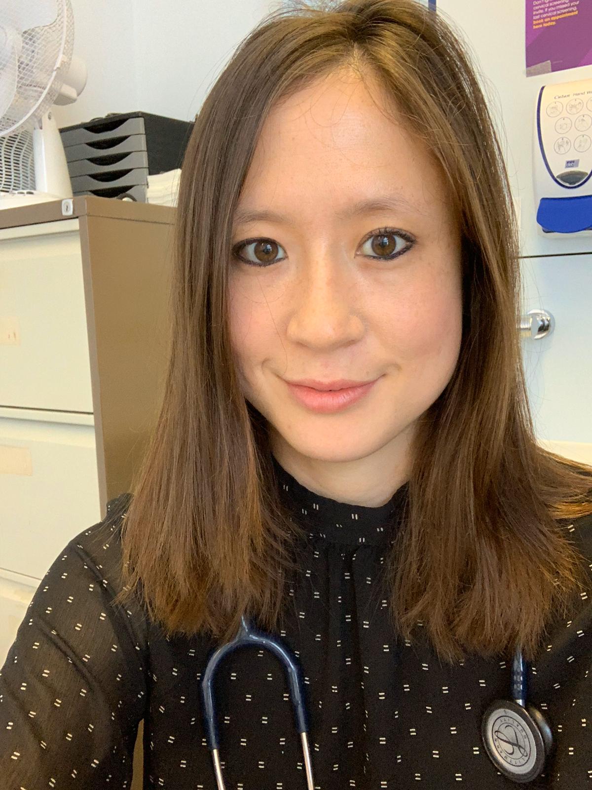 Dr Naomi Stent