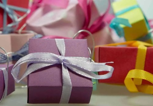 gift, giving, exchange, party