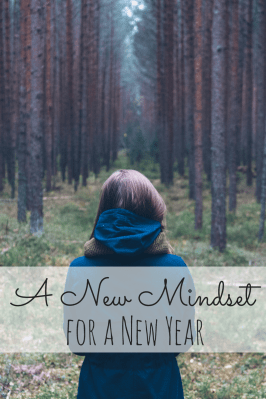 A New Mindset for a New Year
