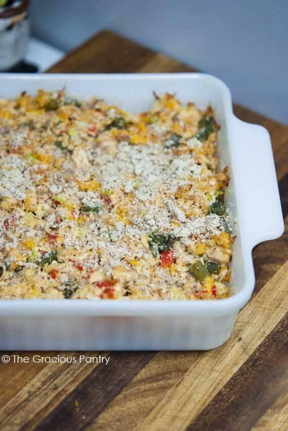 Tuna Casserole Recipe Recipes The Gracious Pantry