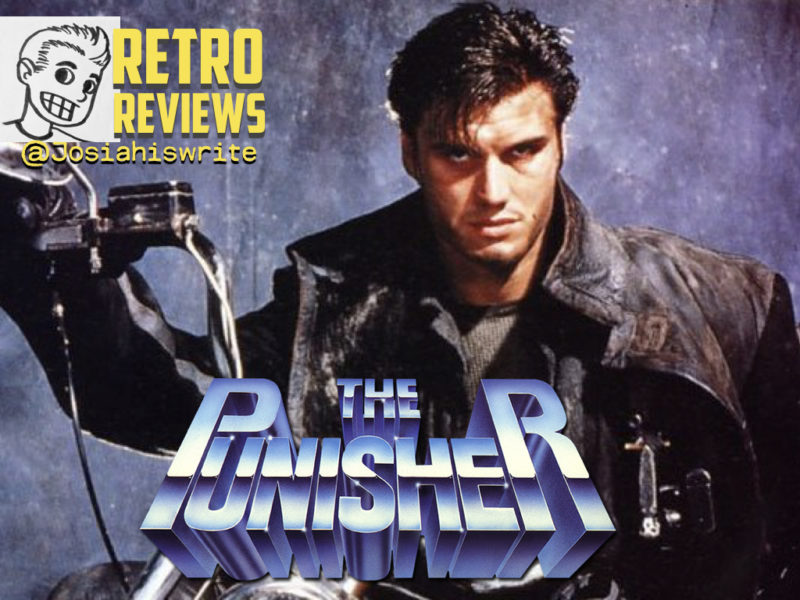 Retro Reviews: The Punisher (1989) Special Cinematic Edition