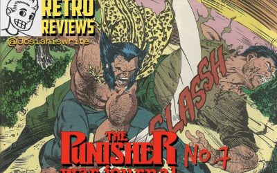Retro Reviews: Punisher War Journal no. 7