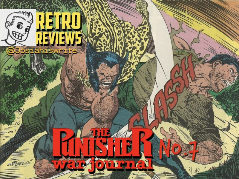 Retro Reviews: Punisher War Journal no. 7