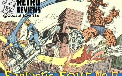 Retro Reviews: Fantastic Four no. 17