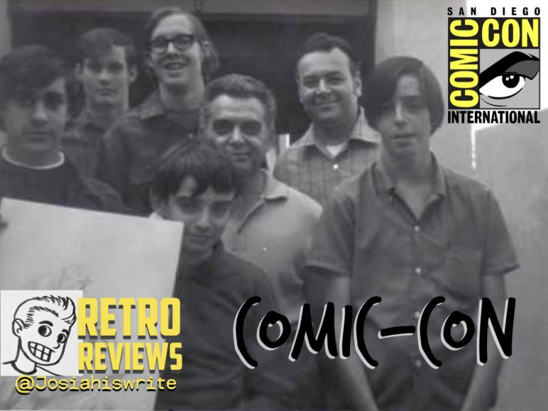 Retro Reviews: Comic-Con