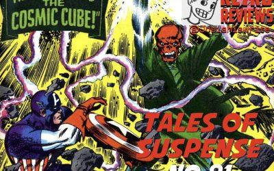 Retro Reviews: Tales of Suspense no. 81
