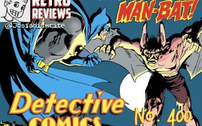 Retro Reviews: Detective Comics no. 400