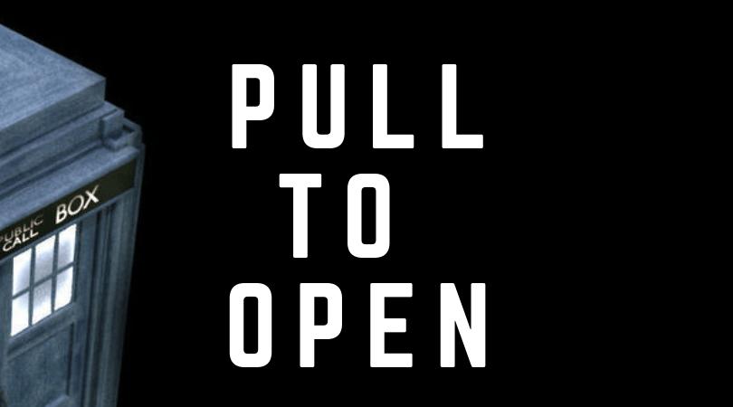 Pull to Open Ep 16: Logopolis