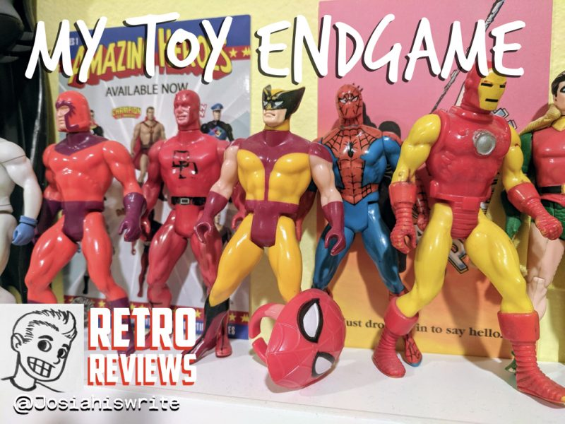 Retro Reviews: My Childhood Toy Endgame