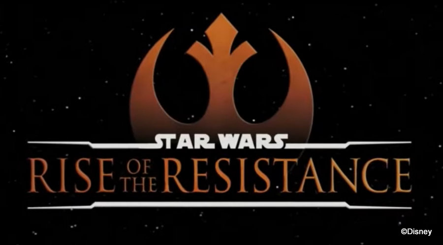 Rise of the Resistance: Disneyland's Newest Masterpiece?