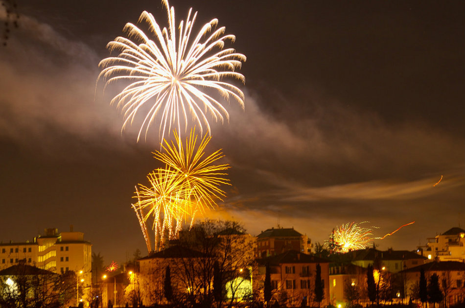 Why you should celebrate New Year s Eve in Italy   The Grand Wine Tour Fireworks in Udine  Italy