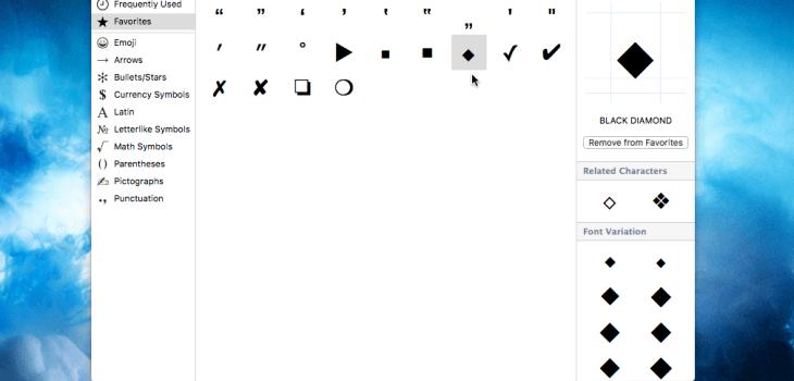 Keyboard Viewer The Graphic Mac