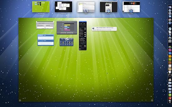Dashboard image background