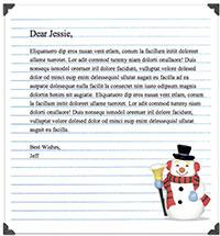 free apple mail christmas stationery templatesxmass