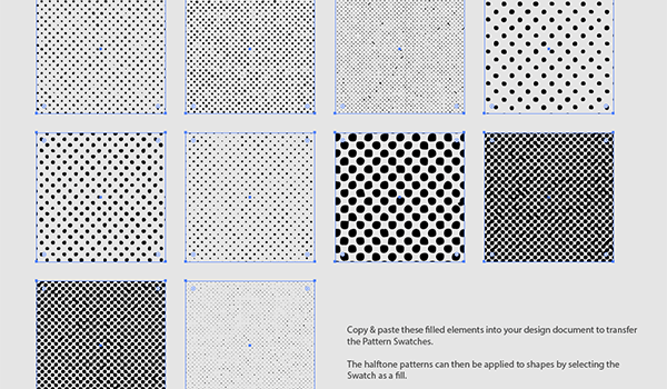 Patterns The Graphic Mac Magnificent Illustrator Pattern