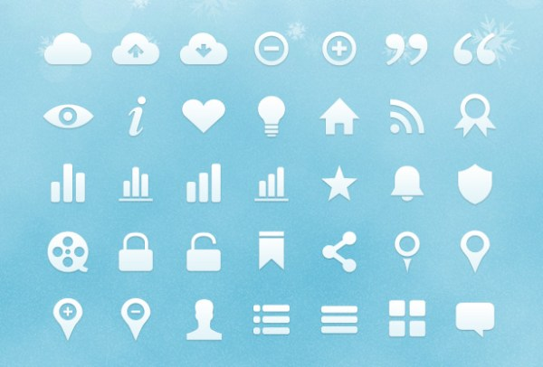 Free interactive icons